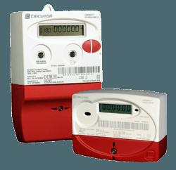 Contadores de energía  eléctrica multifunción